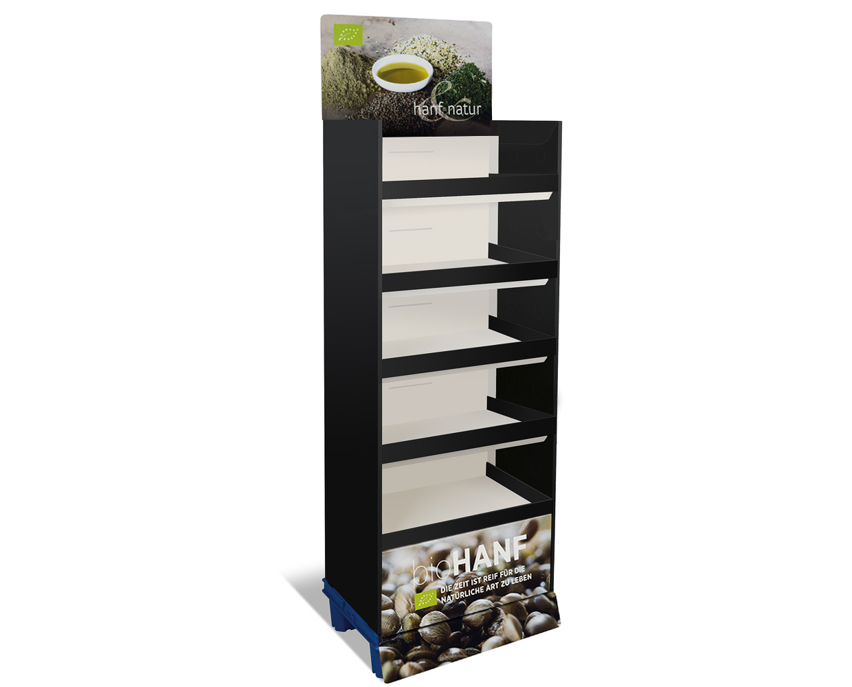Shelf display Vario Classic 5