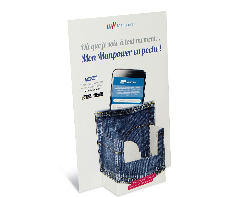 Dispenser for A6