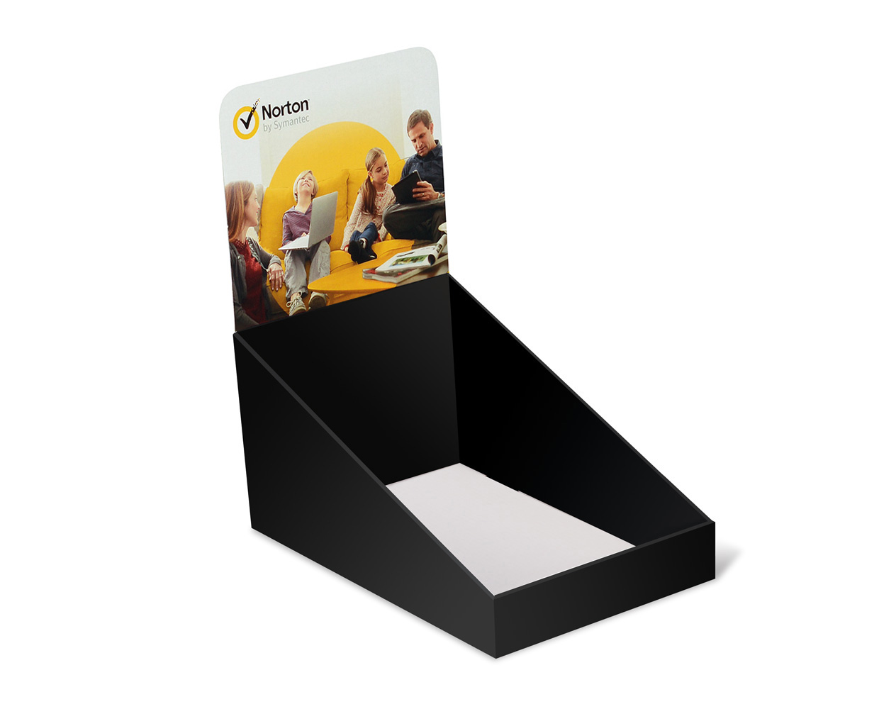Counter display 150 mm